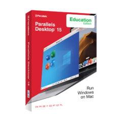 Parallels Desktop 15 Int. Mac lic. EDU wieczysta